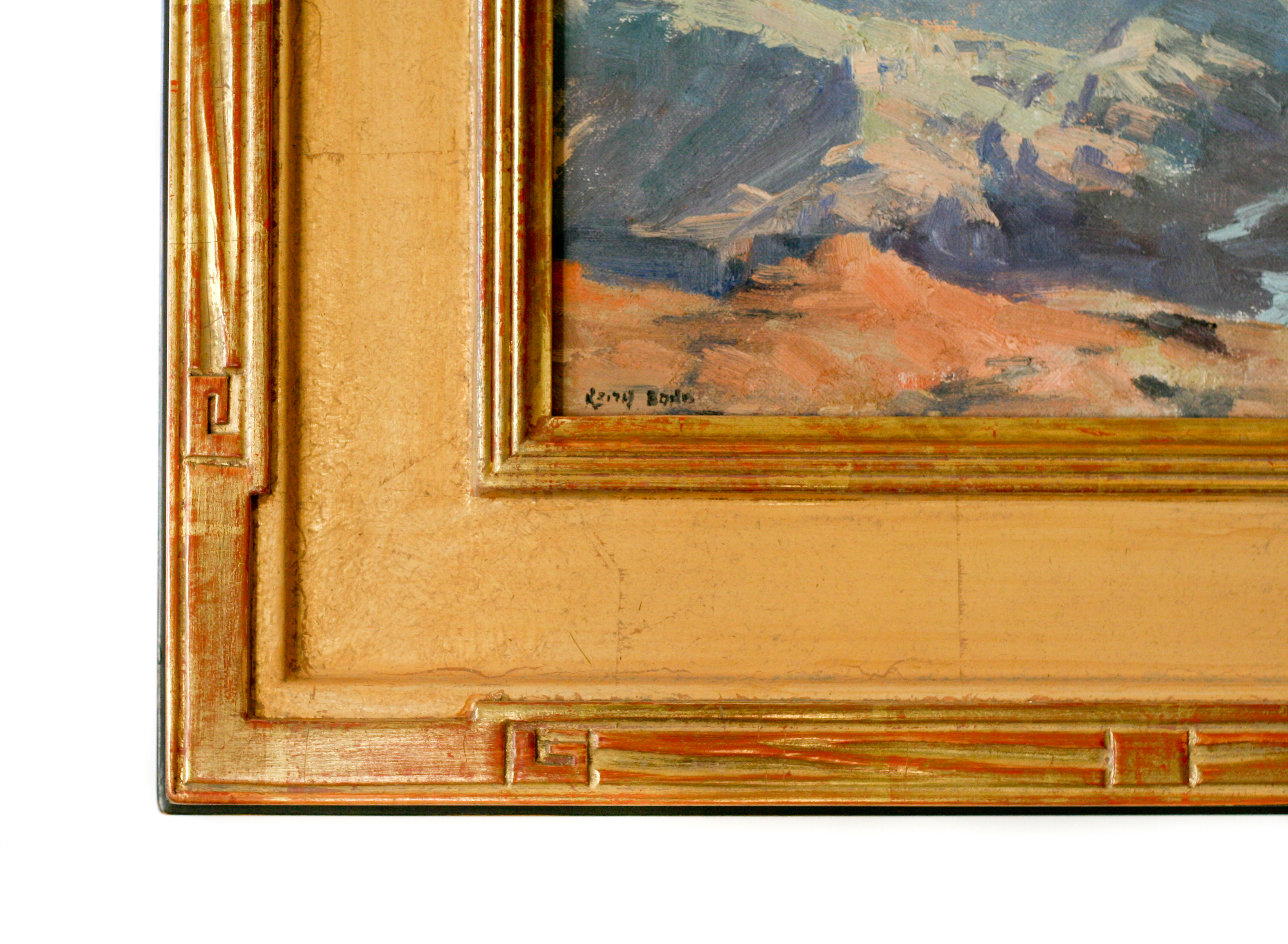 Arts crafts flat panel bryan smith frames arts crafts flat panel 22k taos carve jeuxipadfo Image collections